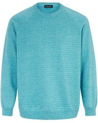 Louis Sayn Rundhals-pullover größe - Grün