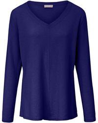 include - V-pullover aus 100% premium- kaschmir - Lyst