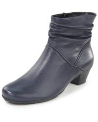 Gabor Stiefelette - Blau