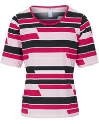 JOY sportswear Rundhals-shirt carla - Pink