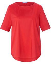 DAY.LIKE Blusen-shirt 1/2-arm - Rot