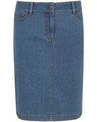 DAY.LIKE Jeans-rock - Blau