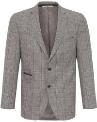 Carl Gross La veste coupe modern fit taille 25 - Gris