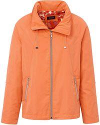 Basler Jacke stehkragen größe - Orange