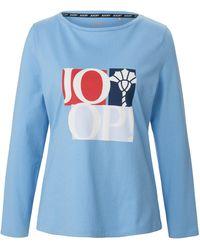 Joop! Le t-shirt 100% coton taille 38 - Bleu