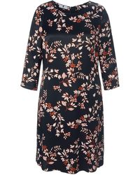 Anna Aura La robe à manches 3/4 100% viscose taille 42 - Noir