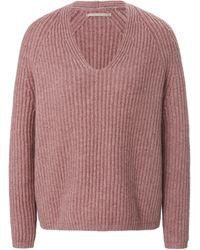The Mercer N.Y. V-pullover aus 100% kaschmir (the mercer) n.y. - Mehrfarbig
