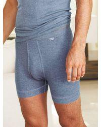 Conta Kurze Unterhose im 2er-Set blau