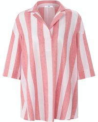 DAY.LIKE Bluse 1/2-arm - Pink