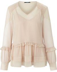 Joop! La blouse style boho taille 36 - Neutre