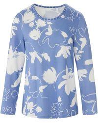 RÖSCH Le pyjama 100% coton taille 40 - Bleu