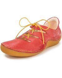 Think! Ballerina kapsl - Rot