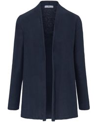Peter Hahn - Le gilet 100% lin taille 38 - Lyst