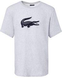 Lacoste Shirt - Grau
