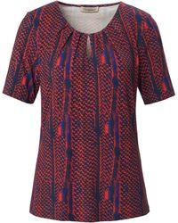 Uta Raasch Le t-shirt manches courtes taille 42 - Violet
