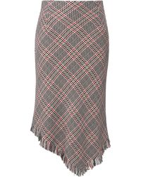 Emilia Lay La jupe ceinture élastiquée taille 56 - Multicolore