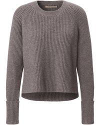 The Mercer N.Y. Rundhals-pullover aus 100% premium-kaschmir (the mercer) n.y. - Natur