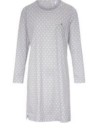RÖSCH - La chemise nuit 100% coton taille 46 - Lyst
