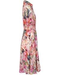 mayfair by Peter Hahn La robe ligne féminine taille 48 - Rose