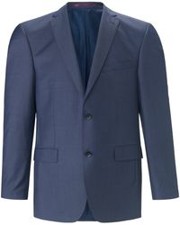 Carl Gross La veste modern fit taille 25 - Bleu