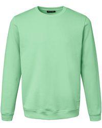Louis Sayn Le sweat-shirt 100% coton taille 46 - Vert