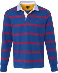 GANT Rugby-shirt - Blau