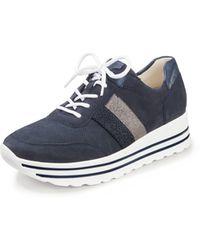 Waldläufer Sneaker lana - Blau