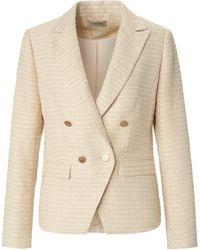 Uta Raasch Le blazer col tailleur taille 38 - Neutre