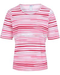 JOY sportswear Rundhals-shirt heike - Pink