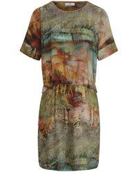 Peter Hahn - Kleid 1/2-arm - Lyst
