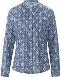 hammerschmid Bluse - Blau