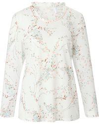 RÖSCH Le pyjama 100% coton taille 50 - Neutre