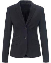 Windsor. Le blazer taille 38 - Noir