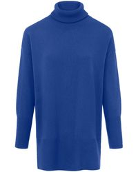 include Le pull taille 48 - Bleu
