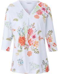 Eva B. Bitzer Schlafanzug - Weiß