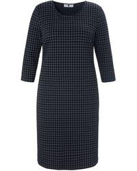 Anna Aura La robe jersey manches 3/4 taille 46 - Gris