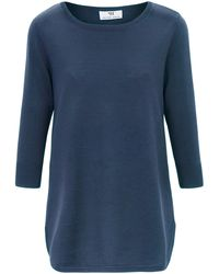Peter Hahn - Le pull manches 3/4 taille 38 - Lyst