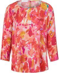 St. Emile La blouse manches 3/4 taille 48 - Rose