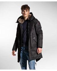 Peuterey Heritage military jacket - Grigio