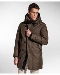 Peuterey Heritage military jacket - Verde