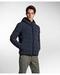 Peuterey Comfort active down jacket - Blu