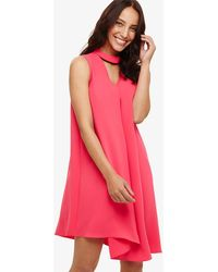 Phase Eight - Taylor Pleat Front Dress - Lyst