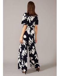 Phase Eight Cerys Floral Jumpsuit - Multicolour