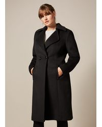 Studio 8 Addison Smart Coat - Black