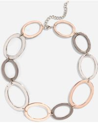 Phase Eight - Mel Link Necklace - Lyst