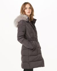 Phase Eight - Kalyn Puffer Coat - Lyst