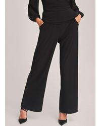 Phase Eight Corinne Jersey Trouser - Black