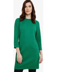 Phase Eight - Tilly Textured Tunic Dress - Lyst