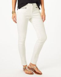 Phase Eight - Victoria Stitch Detail Jeans - Lyst