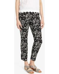 Phase Eight - Elise Lace Trousers - Lyst
